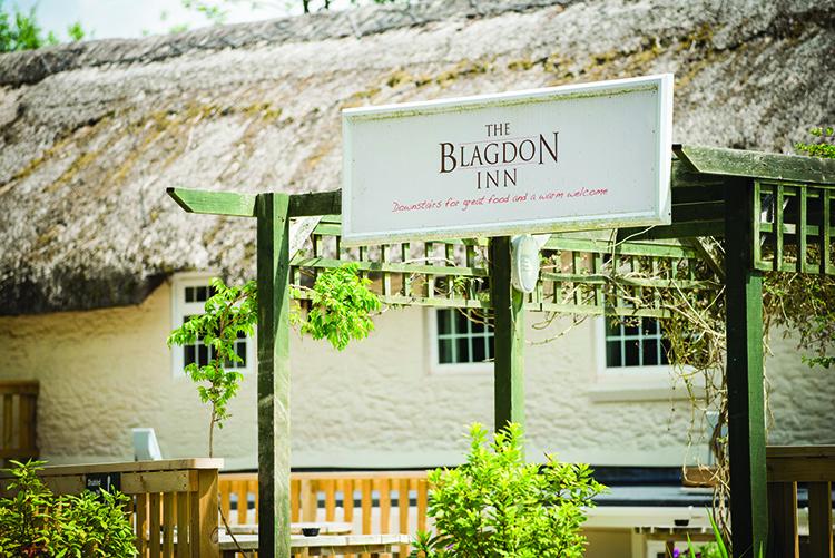 The Blagdon Inn Devon Hills Orchard Park